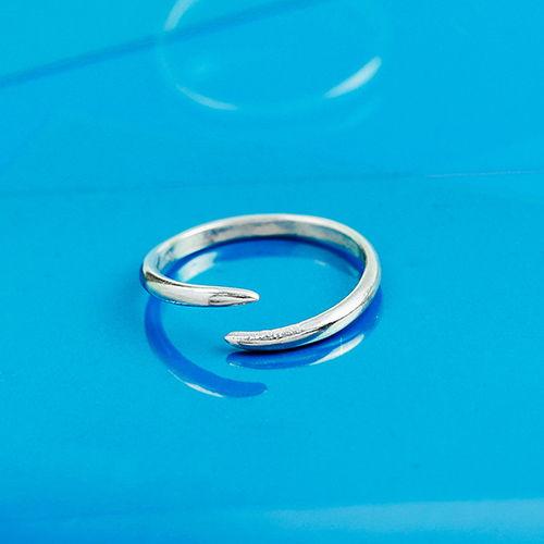 |純銀|向左走向右走,全純銀,純銀,純銀戒指,戒指,洗澡