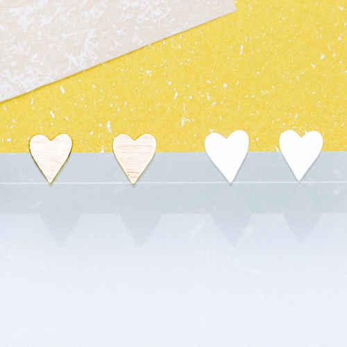 髮絲紋小愛心.銀針耳環,,,70302006,髮絲紋小愛心.銀針耳環,