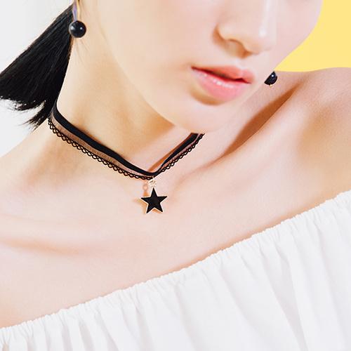 蘿莉星女郎 頸鍊