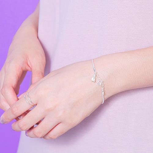 |純銀|Silver Tassel.手鍊
