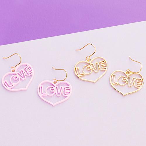 Pop Love (耳針/耳夾),耳針耳夾,耳針/耳夾,耳夾,夾式,無耳洞