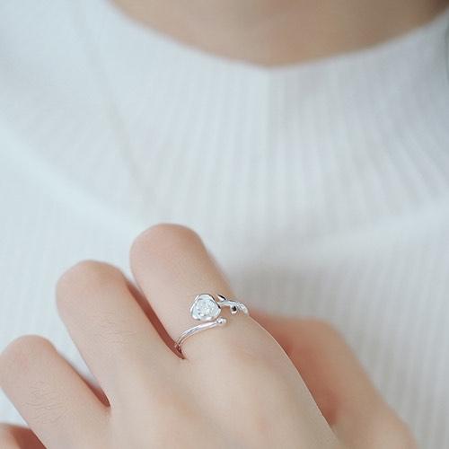 |純銀|瑰麗指尖