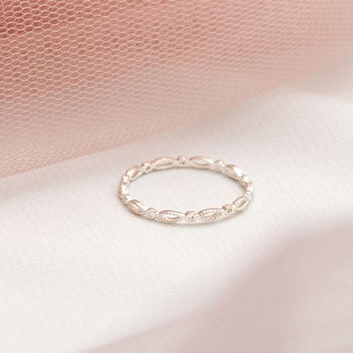 |純銀|牽動你的心.戒指