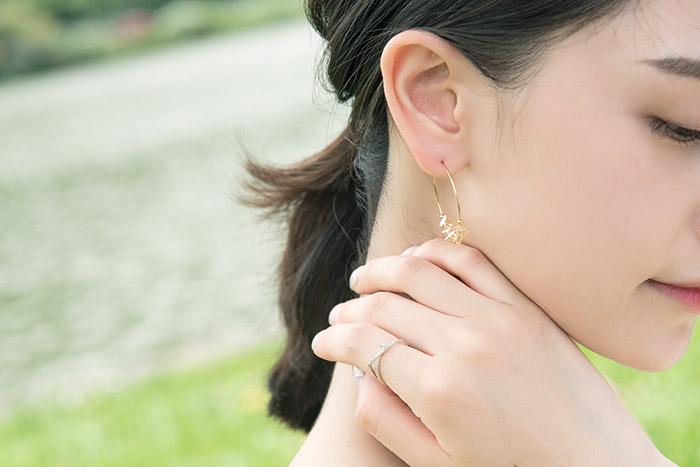 午茶時光.耳環/耳夾