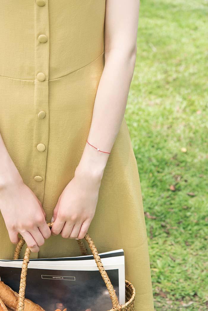 |純銀|心願.手鍊