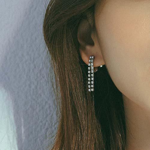 交錯平行線.耳夾,,,80406016,交錯平行線.耳夾,交錯平行線.耳夾