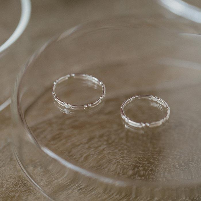 |純銀|什麼都願意.戒指