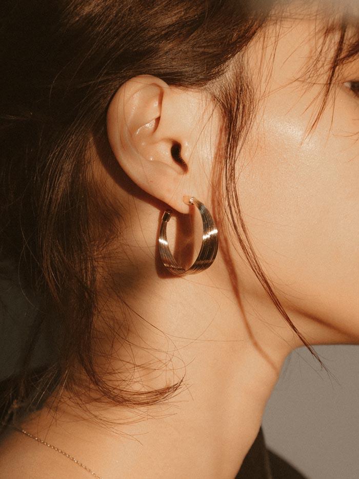 交織奧秘.耳環