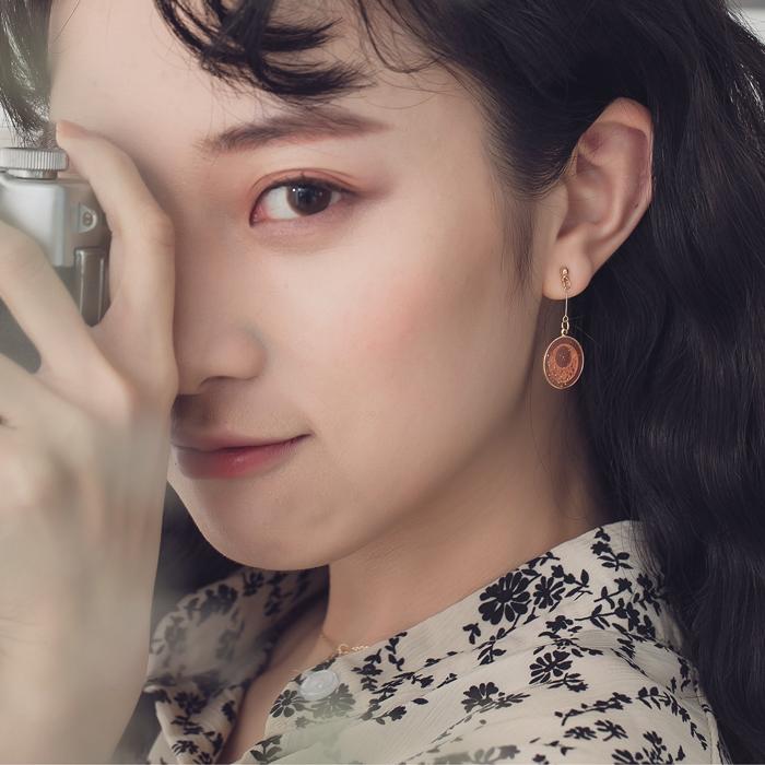 綺麗.鋼針耳環,,,81001058,綺麗.鋼針耳環,