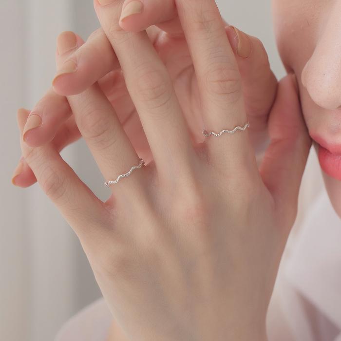 |純銀|愛的深刻.戒指