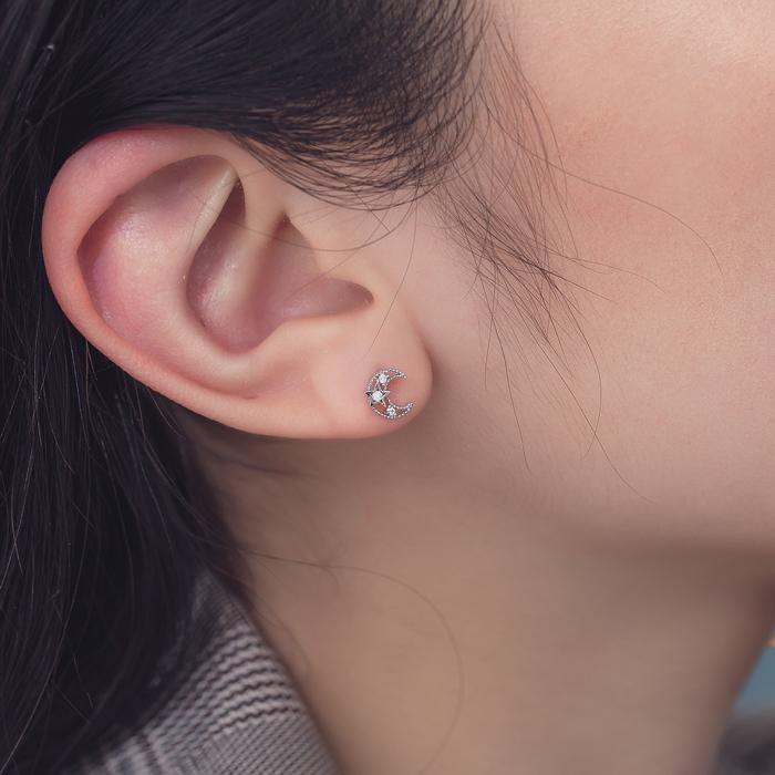 星宿.單支耳環