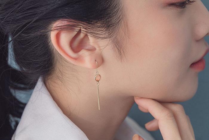 時光記憶.耳環/耳夾