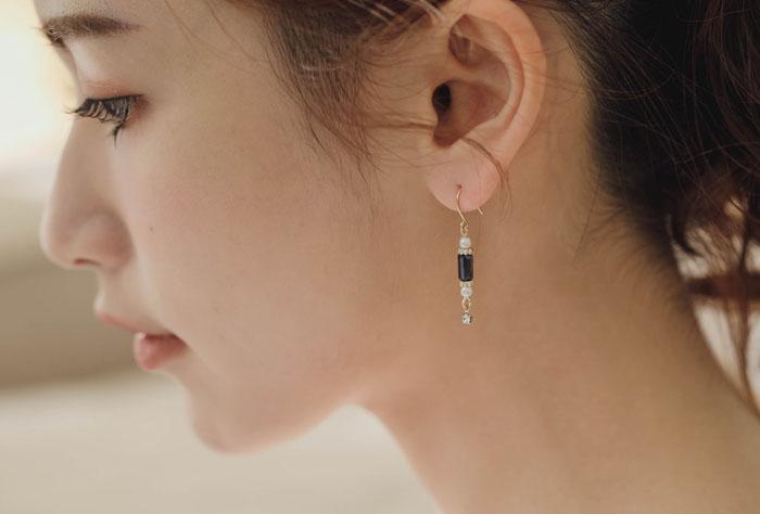 塵埃.耳環/耳夾